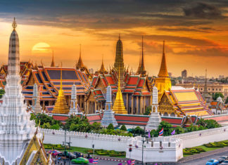 Bangkok, Here I Come! (Backpacker ke Thailand, Part 1)